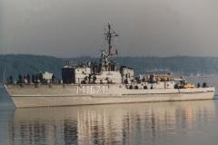 Minensuchboot KOBLENZ, M1071, LINDAU-Klasse, Klasse 331 B,