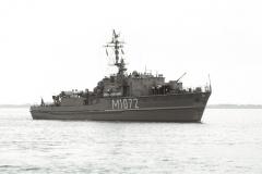 Küstenminensuchboot Lindau M1072 Klasse 320 920612-12