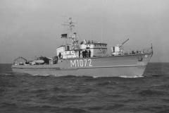 Küstenminensuchboot, M 1072, LINDAU, Klasse 320, 690320A-47, 1958-1975