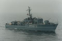 Minenjagdboot M 1072 LINDAU, 000322-64839-05