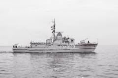 Küstenminensuchboot Schleswig M1073 930505F-30