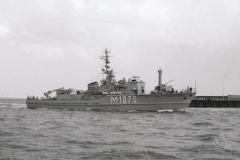 M1075 Küstenminensuchboot Wetzlar, Klasse 320 920603-30