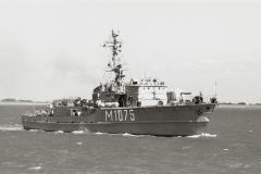 Küstenminensuchboot Klasse 320 Wetzlar 920611-31