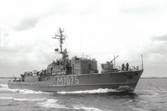 Küstenminensuchboot Klasse 320 Wetzlar 920811-29