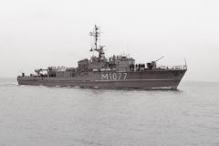 Küstenminensuchboot Weilheim Klasse 320 920601-25