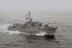 Küstenminensuchboot Cuxhaven Klasse 320 920507-19, M1078