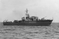 Küstenminensuchboot, MARBURG, M 1080, Klasse 320, 690313-35