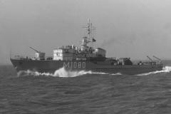 Küstenminensuchboot, MARBURG, M 1080, Klasse 320, 700928-7