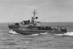 Küstenminensuchboot, MARBURG, M 1080, Klasse 320, 670220-41
