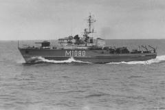 Küstenminensuchboot, MARBURG, M 1080, Klasse 320, 670220-38