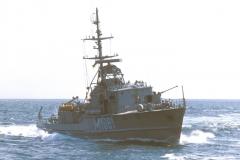01. Kl. 351/06 Hohlstablenkboot Ex Konstanz M1081