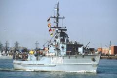 B06 Kl. 351/06 Hohlstablenkboot Ex Konstanz M1081