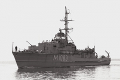 Küstenminensuchboot Ulm Klasse 320 960506C-32