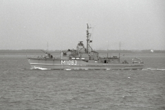 880420D-15 Hohlstablenkboot (ExKM Boote 320)351/01 Ex Ulm M 1083